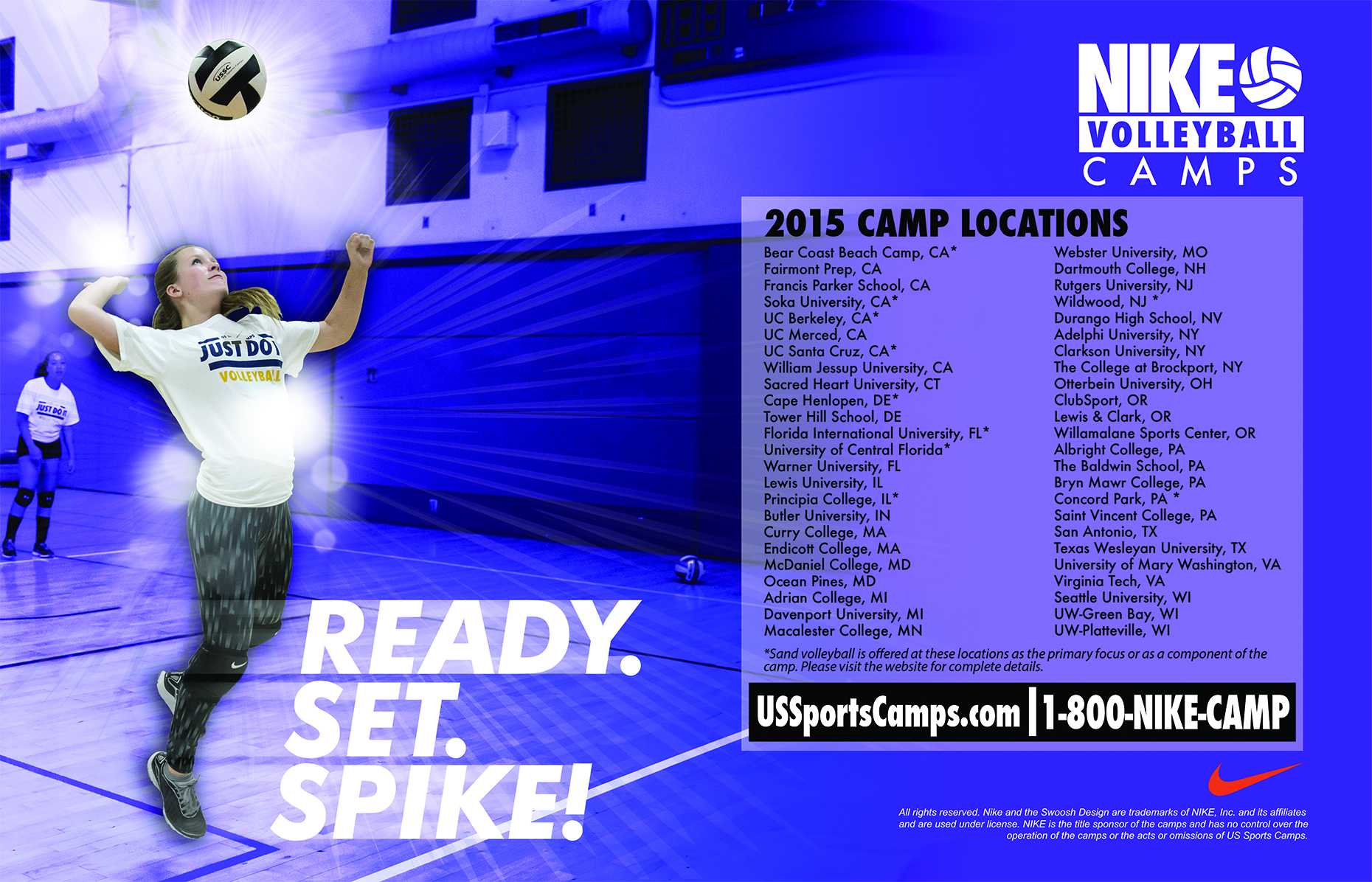 NIKE-Volleyball-Camp